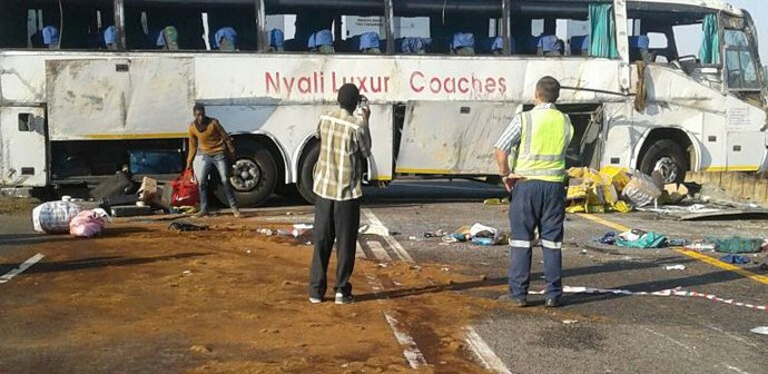 Nyali Luxury coach
