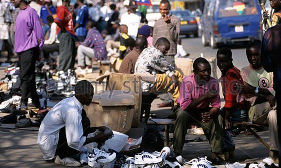 Street vending Blantyre