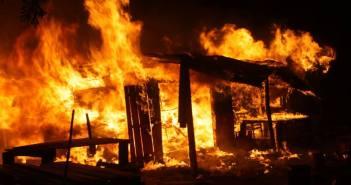 Mulanje Bus depot fire
