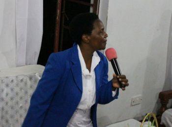 Apostle Linette Matope