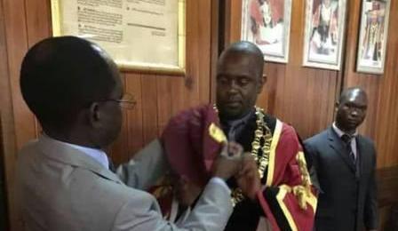 Résultats de recherche d'images pour «Lilongwe New Mayor Bikoko»