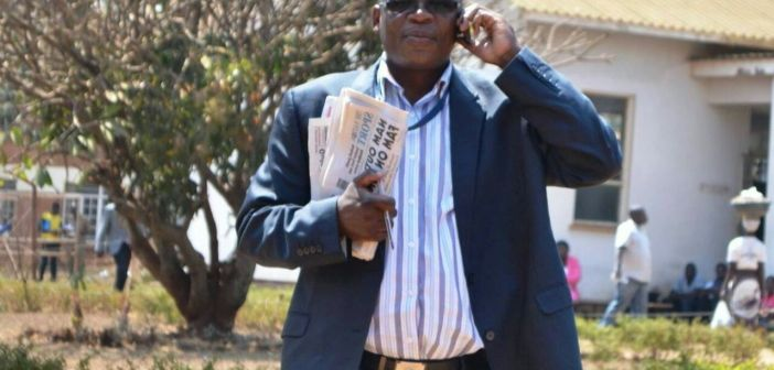 Leonard Kalonga Cashgate