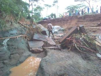 Mwanza road