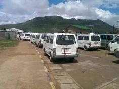 Ntcheu Minibus operators