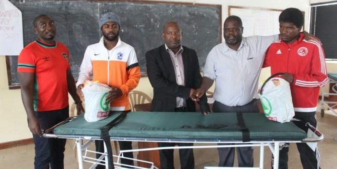 FAM - KCH donation