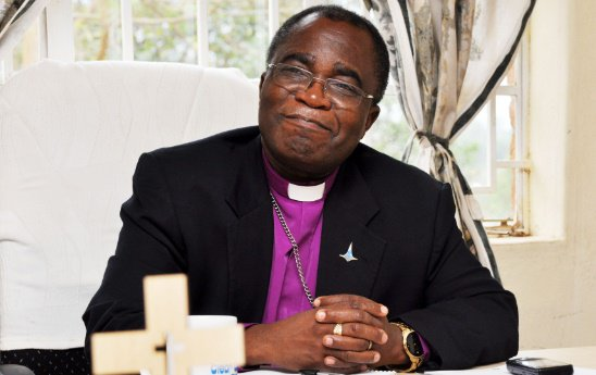Reverend Joseph Bvumbwe.