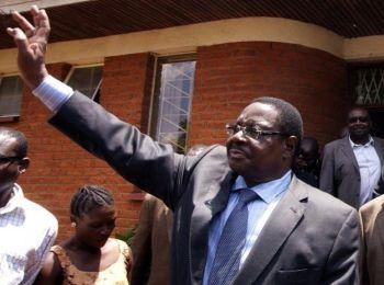 Peter Mutharika.