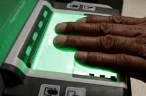 biometric voter registration
