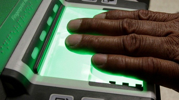 biometric voter registration