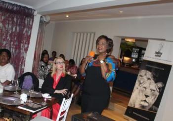Dr Chaika addressing the gathering