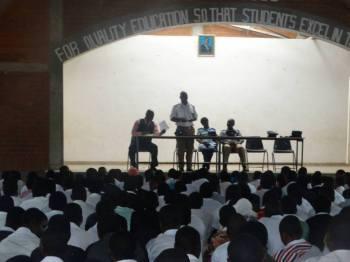 Dzimwe Secondary School