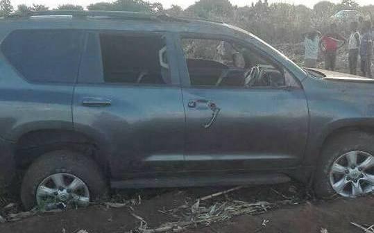 Nyakwawa Usiwausiwa accident