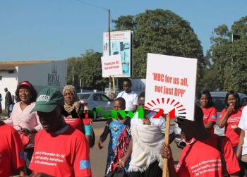 media march