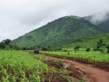 Malawi's Songwe Hills