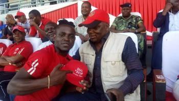 Richard Msowoya, Gabadihno Mhango