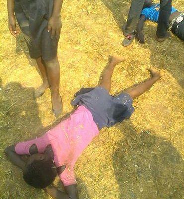 Malawi Independence stampede