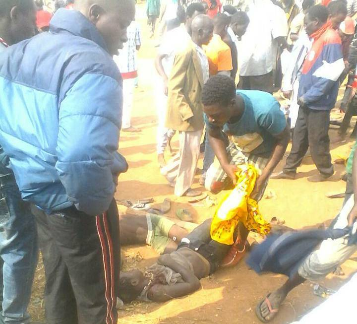 Malawi: Eight dead in stadium stampede in Lilongwe
