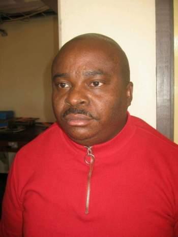 Angolan man