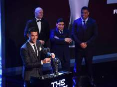 Ronaldo FIFA Player of the year