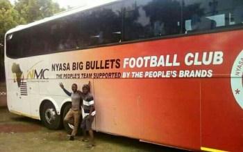 Nyasa Big Bullets Malawi Football