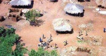 malawi village
