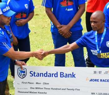 Standard Bank-Be more race
