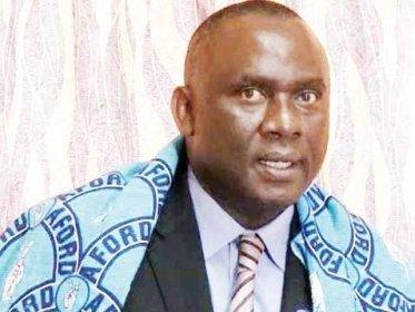 AFORD Mwenifumbo