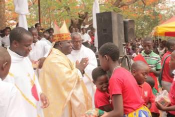 rchbishop Thomas Msusa