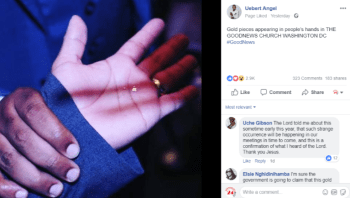 Prophet Uebert Angel shocks the world | Malawi 24 - Malawi news