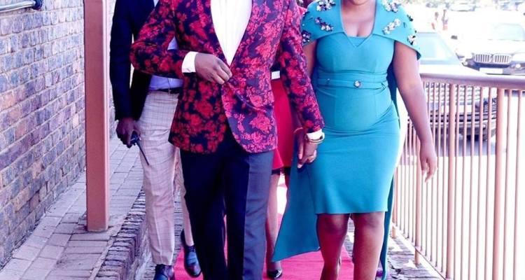 Prophet Shepherd Bushiri and his wife Prophetess Mary Bushiri