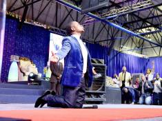 Major One ECG Shepherd Bushiri