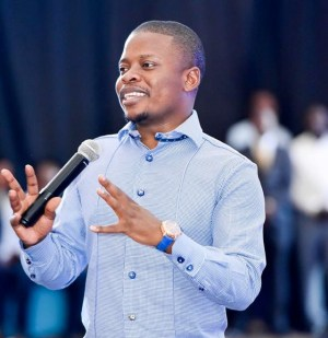 Prophet Major One Bushiri ECG