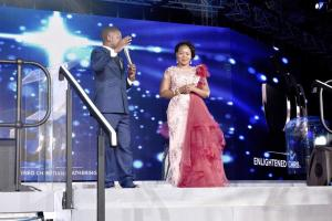 Mary Bushiri and Prophet Bushiri