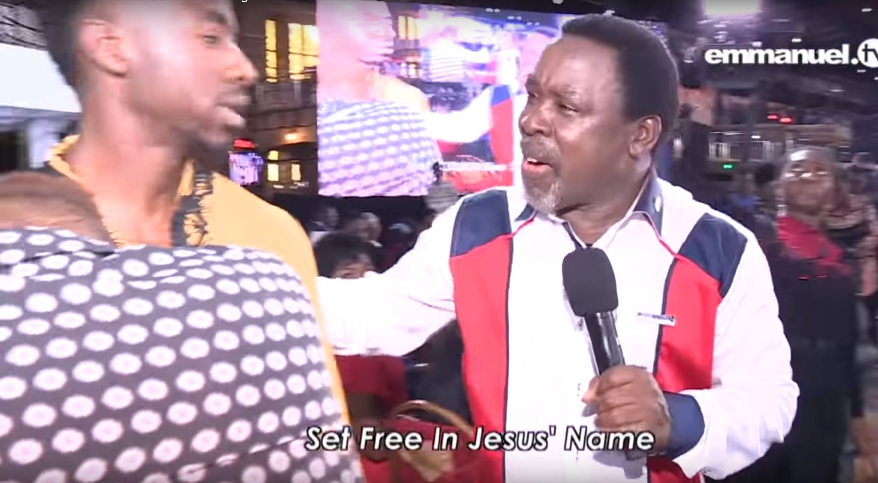Shocking! Homosexuality, prostitution rocks TB Joshua's