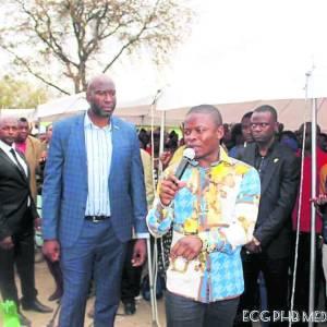 Nicolus Mgiba Prophet Bushiri