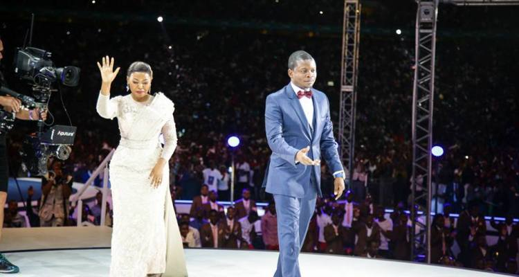 Prophet Bushiri Major 1