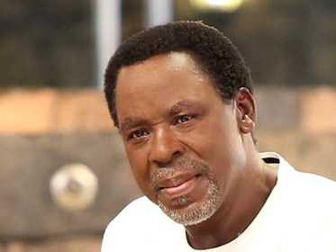 T.B. Joshua SCOAN Prophet Nigeria