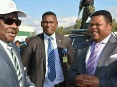 Peter Mutharika Norman Chisale Peter Mukhito