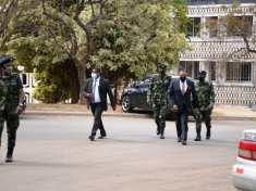 Malawi Vice President SKC