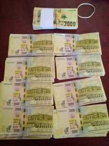 Fake Money Kwacha