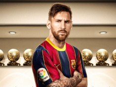 Messi staying at Barca