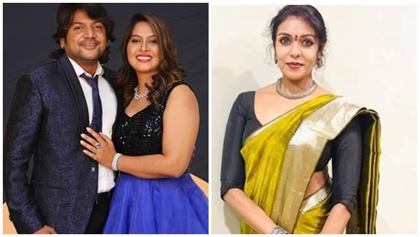 bigg boss malayalam season 3: firoz and sajna pranked sandhya manoj by inviting inauguration