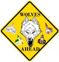 Wolves Ahead - Wicked Shepherds