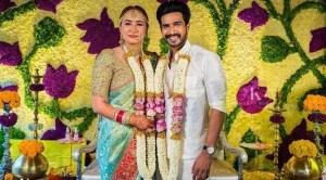 Vishnu Vishal and Jwala Gutta got married