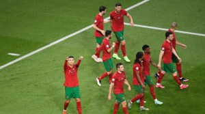 France, Germany and Portugal in the pre-quarters;  Hungary with head on death row