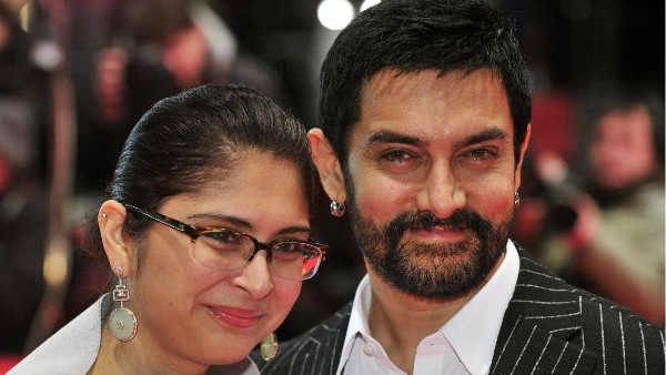 Bollywood actor Aamir Khan announcing his divorce with wife Kiran Rao    Aamir Khan announces divorce to shock fans  15 years with Kiran Rao