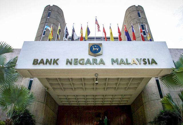 Laporan terbaru Bank Negara Malaysia merisaukan.