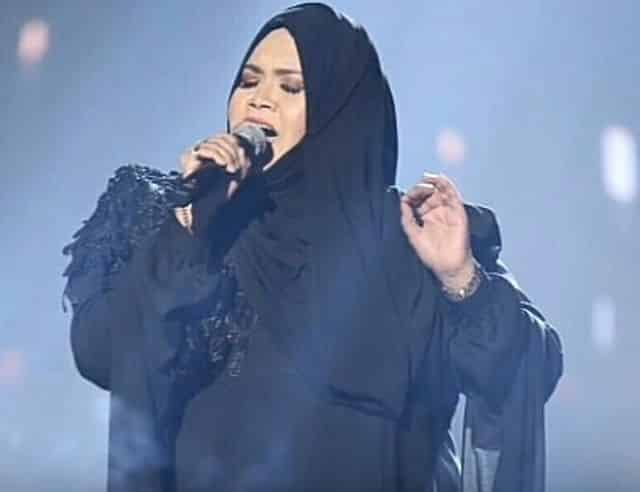 Penyertaan Aishah dalam Gegar Vaganza direstui parti