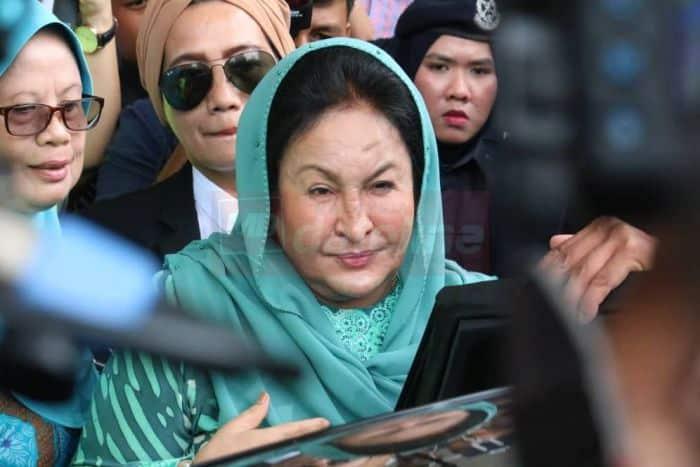Rosmah mengaku tidak bersalah terima suapan RM5 juta