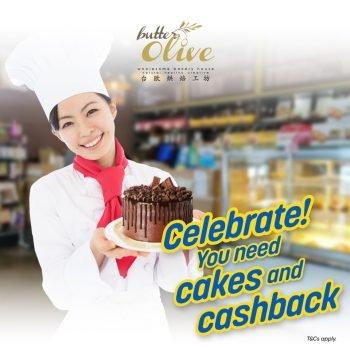 Kedai Mentega & Zaitun Pulangan tunai RM2 percuma